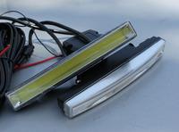 Ходовые огни DRL светодиодные DC12V/24V плоские #1