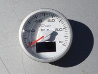 Датчик DEPO 4 в 1 давление масла, вольтаж, температура воды и масла