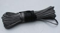 Кевларовый трос (серый) 10мм * 25м