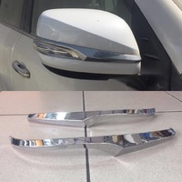 Хром накладки на зеркала Lexus LX570 / GX460