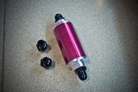 Топливный фильтр проточный АN8
