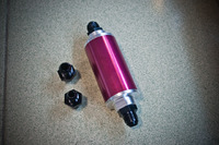 Топливный фильтр проточный АN10