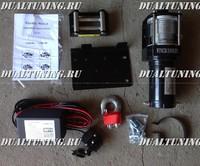 Лебедка электрическая 12V / 24V Electric Winch 3000lbs 1361кг