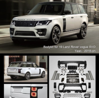Рестайлинг комплект Land Rover Range Rover Vogue SVO 2018+