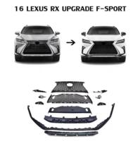Рестайлинг обвес RX350 / RX270 / RX450 2016+ в стиль F-Sport