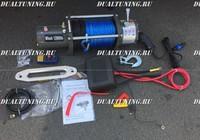 Лебедка электрическая 12V Electric Winch 9500lbs (4310кг) кевлар