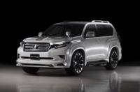 """Обвес """"WALD"""" + фендера Toyota Prado 150 2018+ GDJ150L"""