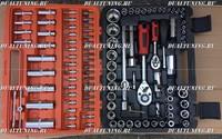 """Набор инструментов 108 предметов """"SATA Good Tools"""""""