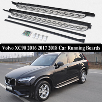 Пороги - подножки для Volvo XC90 2015+