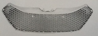 Решетка радиатора Hyundai Tucson / IX35 2010+ хром