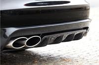 Карбоновая накладка заднего бампера Hofele для Audi A8 4H FL