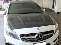 Карбоновый капот для Mercedes A-Class W176