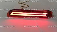 Неоновые катафоты фонари в бампер Suzuki SX4 #2