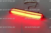 Неоновые катафоты фонари в бампер Suzuki Vitara 2014+