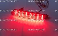 Катафоты фонари в бампер LED Nissan Juke F15
