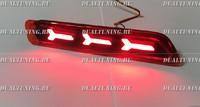 Неоновые катафоты фонари в бампер Suzuki Vitara 2014+ #3