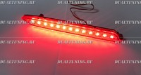 Катафоты фонари в бампер LED Toyota красные