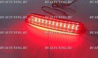 Катафоты фонари в бампер LED Toyota Wish 2009+