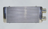 Интеркулер универсальный 600*300*76мм (выхода 76мм) на одну сторону