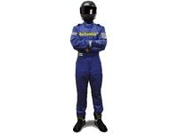 Комбинезон спортивный синий Beltenick RSN-100 размер XXL