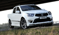 "Обвес ""IXION Design"" для Ssangyong Actyon Sports II / Korando Sports"
