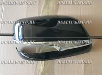 Корпуса зеркал Lexus GX460 TRD Sport рестайлинг (черные)