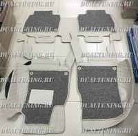 Коврики 3D комплект в салон Land Cruiser 200/Lexus LX 570/LX 450