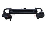 Силовой металлический задний бампер Jeep Wrangler JK 2007-2014