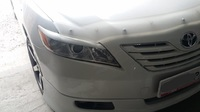 Накладки на фары (реснички) Toyota Camry V40