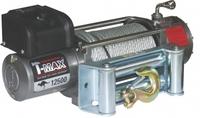 Электрическая лебёдка T-MAX EW 12500 OFF-ROAD Improved (24V)