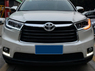 Фары тюнинг Toyota Highlander 50 2013-2016