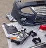 Комплект ПОЛНЫЙ для рестайлинга Lexus LX570 2010 год в LX 570 2014 год