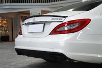"Спойлер ""AMG"" на Mercedes Benz CLS W218"