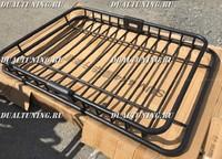 Экспедиционный металлический багажник на крышу 100*140см type-2