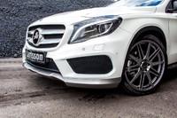 Накладка переднего бампера Carlsson для Mercedes GLA X156