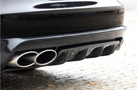 Накладка заднего бампера Hofele для Audi A8 4H FL