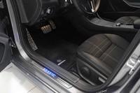 Накладки на пороги Brabus для Mercedes CLA C117