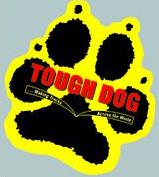 Наклейка Toughdog