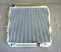 Радиатор алюминиевый Toyota Hi-Lux LN106 56mm MT