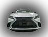 Бампер дизайн Lexus LS для Toyota Camry V70