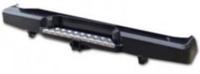 Задний силовой бампер РИФ для NP300 кузов 1385мм