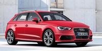 Обвес S-Line для Audi A3 8V