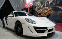 Обвес TOP Speed Royal Customs Porsche Cayman