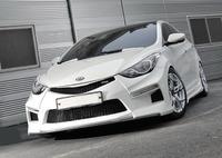 Тюнинг-обвес «M&S Full Body Kit» для Hyundai Elanta (Avante md)