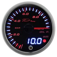 """Датчик DEPO """"Smart LED Drive"""" 60мм давление масла (oil press)"""