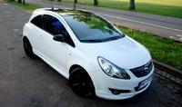 Обвес «OPC-Style» на Opel Corsa D