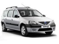 Бампер передний Renault Logan 2005-2009