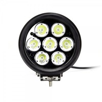 Светодиодная (LED) лампа 70w 7SMD черная