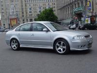 Обвес на Volkswagen Passat B5