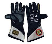 Перчатки спортивные омологированные Beltenick черные размер M